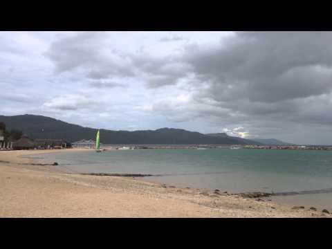 Misibis Bay Resort Beach Sand Cagaray Island Bicol by HourPhilippines.com