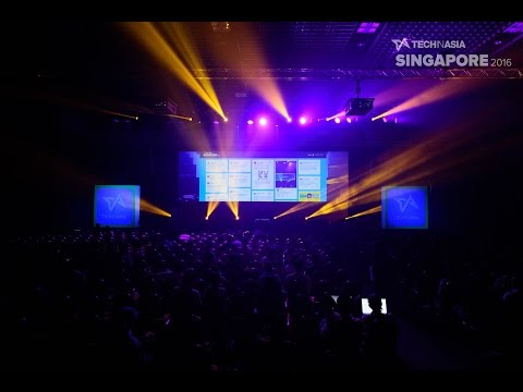 Tech in Asia Singapore 2016 Conference Highlights