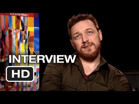 Trance Interview - James McAvoy (2013) - James McAvoy Movie HD