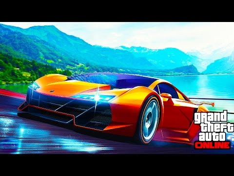 Filling Up My Garage$! - Buying The Best Cars! w/ The Crew Ep2 (GTA 5 PS4)