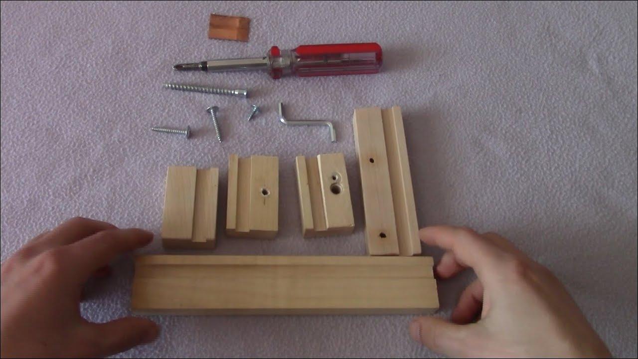 Тиски станочные FIT поворотные 150 мм Обзор - YouTube