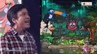Ký Ức Vui Vẻ | Game tuổi thơ Vui Cùng Hugo và nghệ sĩ lồng tiếng Quách Hồ Ninh