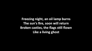 Black Country Communion - Song Of Yesterday with lyrics