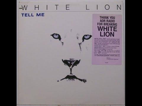 White lion- tell me (karaoke no vocals)