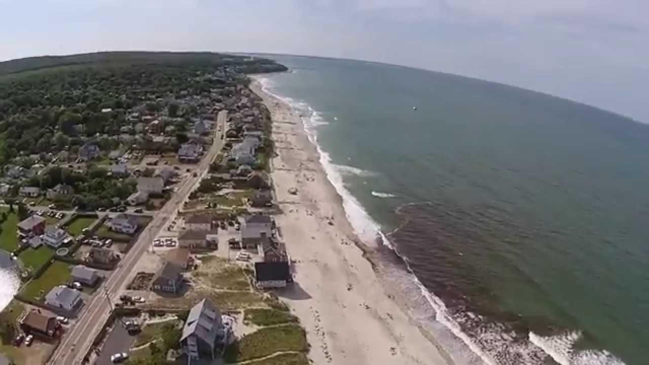 White Horse Beach Dji Phantom 2 Vision Plymouth Machusetts 2017