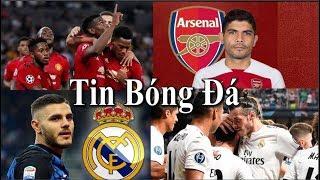 Tin bóng đá | Chuyển nhượng | 21/09/2018 : Pogba ở lại, Án tù của Modric, Arsenal mua Banega