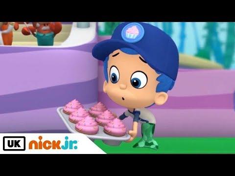 Bubble Guppies | Meet: Gil! | Nick Jr. UK
