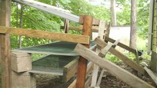 Daily Video #193 Of 365 :: Diy Herb Drying Rack