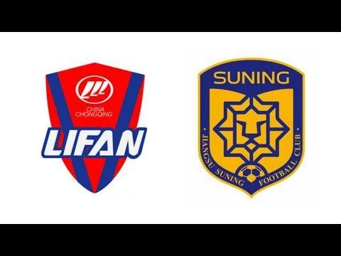 Round 19 - Chongqing Lifan vs Jiangsu Suning FC