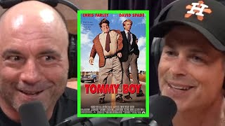 Download Rob Lowe Talks Tommy Boy, Chris Farley