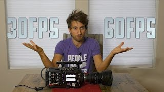 Why aren't Slow Mo Guys videos 60fps?