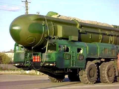 перевозка ракет