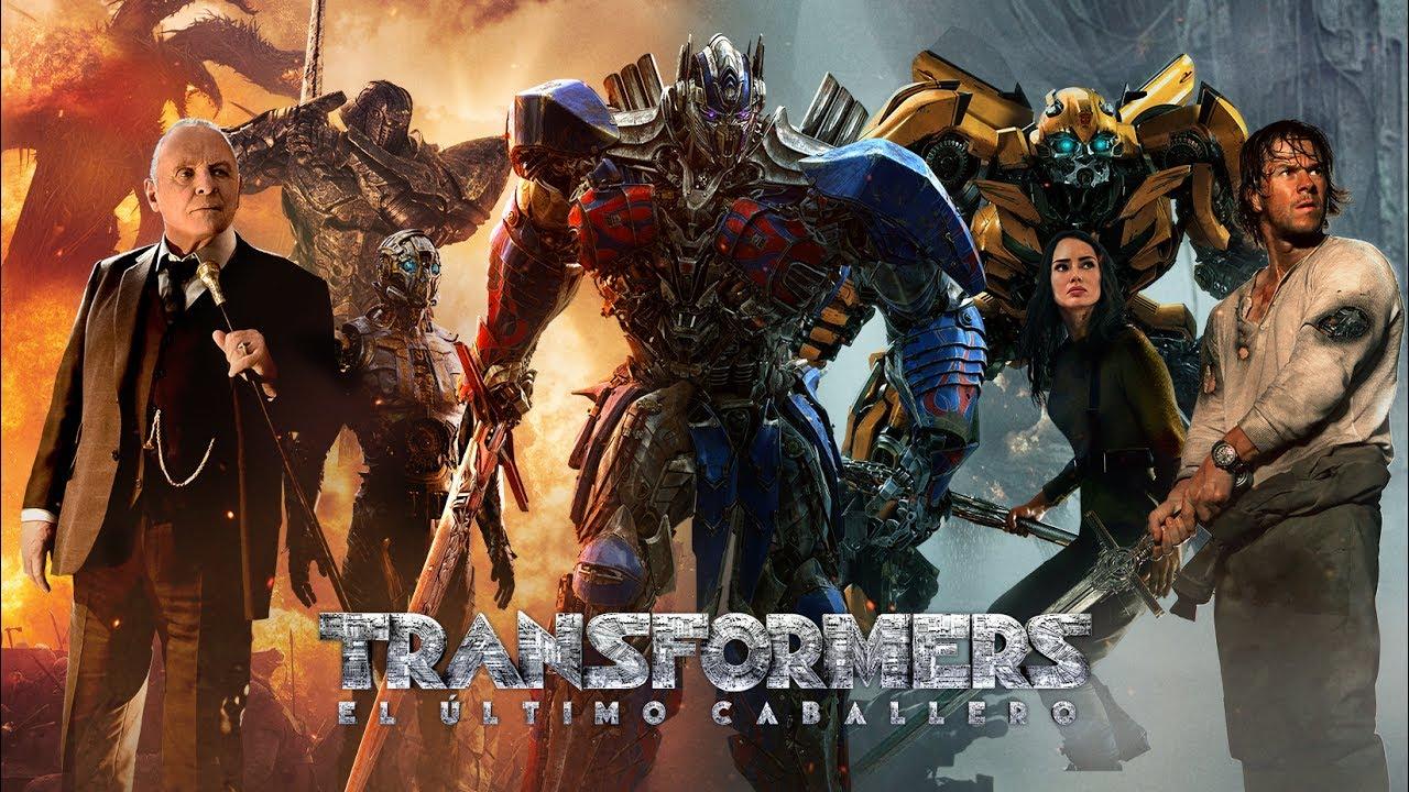 Transformers El último Caballero Una Película De Michael Bay