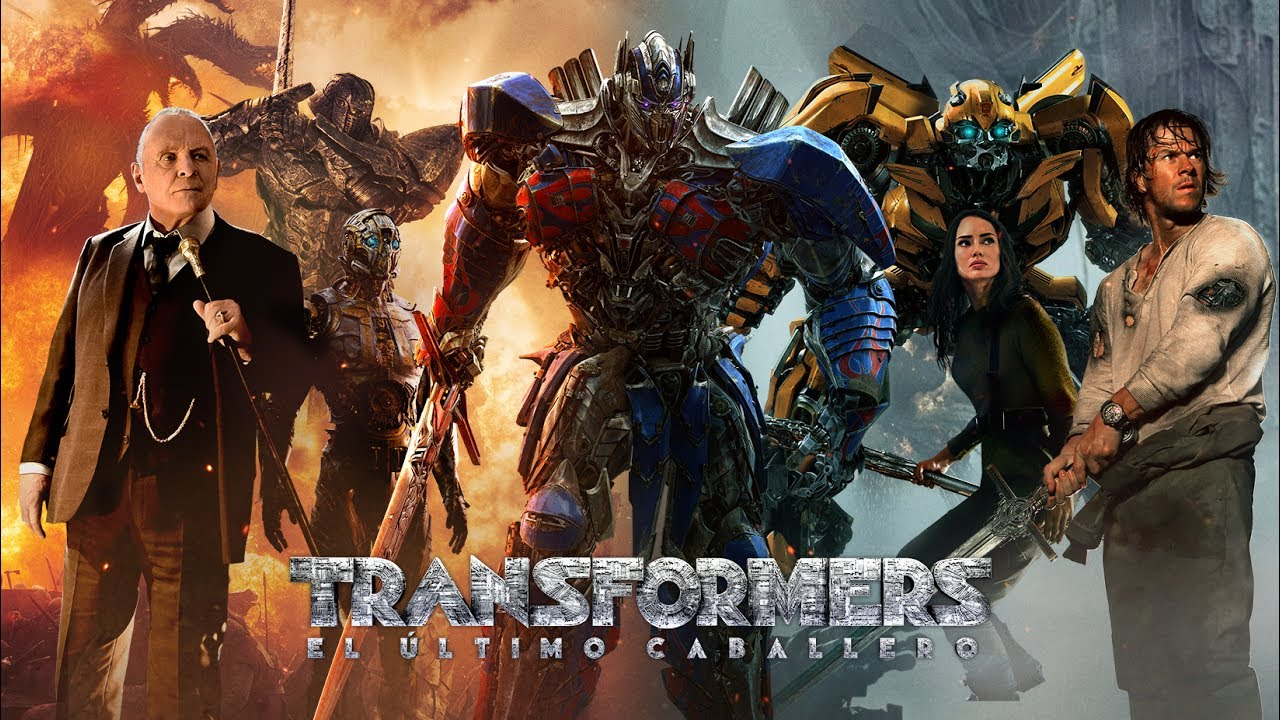 peliculas transformers