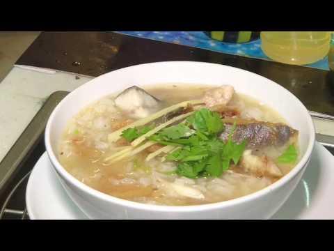 Teo Chew Pomfret Fish Porridge 潮州鲳鱼粥