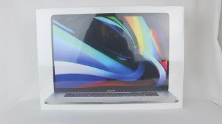 16 Inch MacBook Pro (Space Gray) Unboxing!
