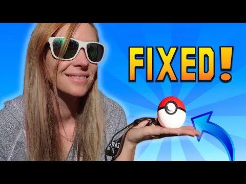 TRY THIS IF YOUR POKEBALL PLUS DOESN'T WORK!