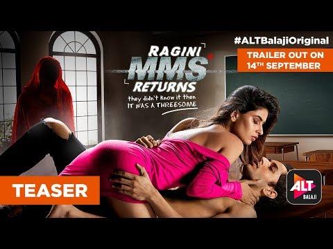 RAGINI MMS RETURNS | Trailer out on 14th September | #ALTBalajiOriginal thumbnail