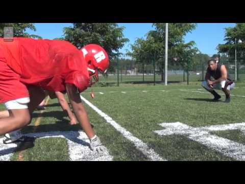 Helsinki Roosters juniors Football Summer Camp I 2012