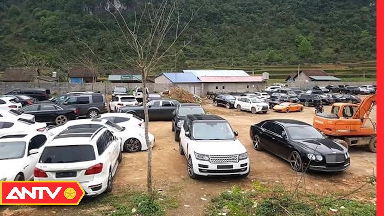 Nhiều siêu xe được buôn lậu từ Campuchia về Việt Nam như thế nào?| ĐIỀU TRA | Tin tức | ANTV