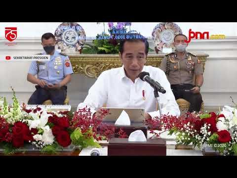 Jokowi: Masyarakat dalam Posisi Khawatir Mengenai Covid-19