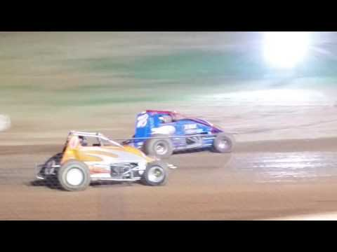 Non wing A feature Lawton Speedway June 4th 2016
