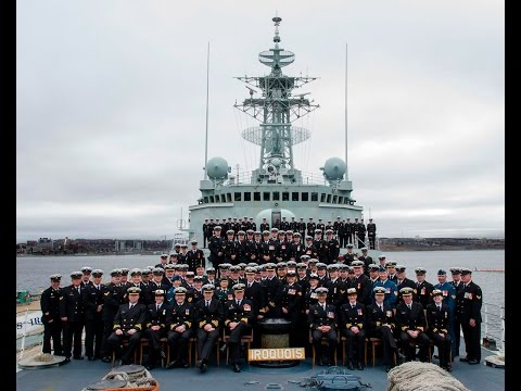 Truth Duty Valour Episode 303 – NATO with HMCS Iroquois
