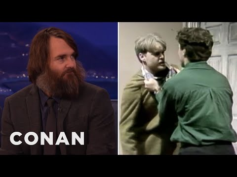 Will Forte's Terrible Student Film   CONAN on TBS