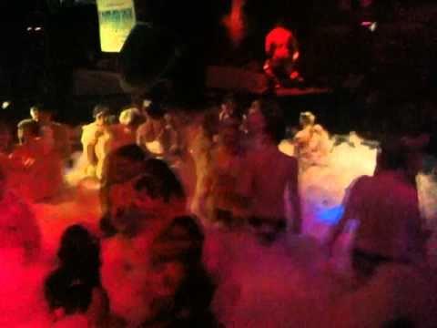 from Rayan gay nightclub foam party