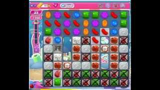 Candy Crush Saga Level 929 no Booster