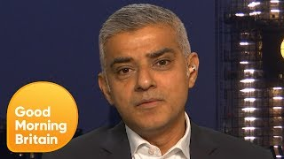 Brexit: Sadiq Khan Says the UK Could Lose 500,000 Jobs With a