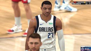 NBA 2K21 My Career EP 12 - 1st NBA Game!