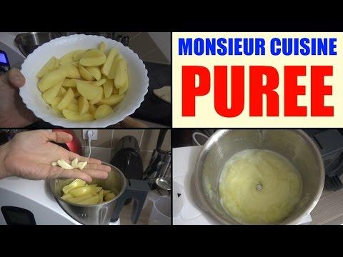 robot-lidl-monsieur-cuisine-recette-purée-silvercrest-skmh-1100