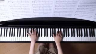 使用楽譜;ぷりんと楽譜・上級、 2016年5月15日 録画、