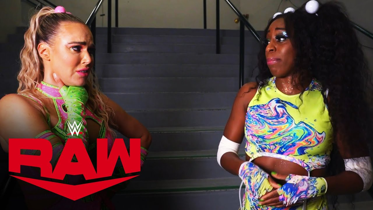 Lana & Naomi Tease Character Change