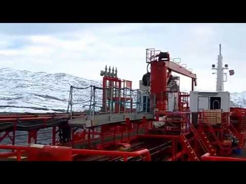 Life at sea - Third time on a small chemical tanker.