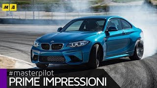 BMW M2 | Prime impressioni