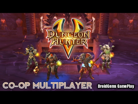 DUNGEON HUNTER 5: Co-op Multiplayer