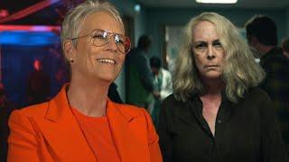 Jamie Lee Curtis Calls Halloween Kills BRUTAL (Exclusive)