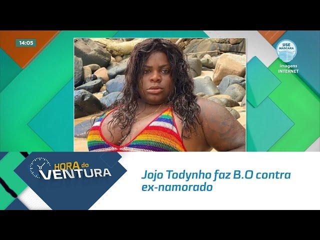 Jojo Todynho faz B.O contra ex-namorado
