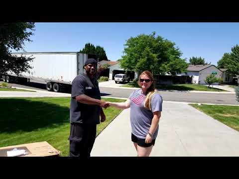 Trucking to Boise,ID