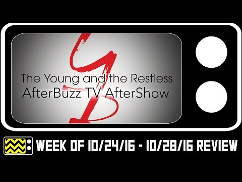 The Young & The Restless for October 24th - October 28th, 2016 Review & AfterShow | AfterBuzz TV