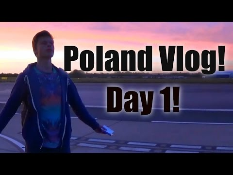Best Walk of My Life! ~ Poland Vlog Day 1!