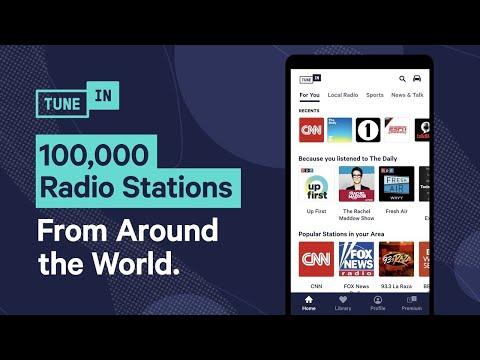 TuneIn Radio - Radio & Music