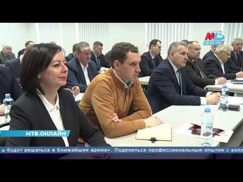 Главы районов и городов Волгоградской области проходят обучение