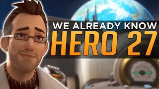 Overwatch: We Already Know Hero 27 - Most Likely Candidates