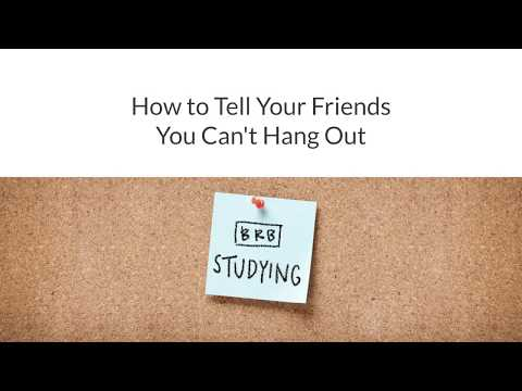 when to tell your friends you are dating
