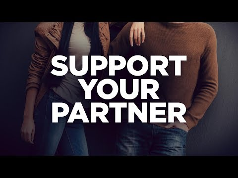 Support Your Partner - The G&E Show Live at 12PM EST