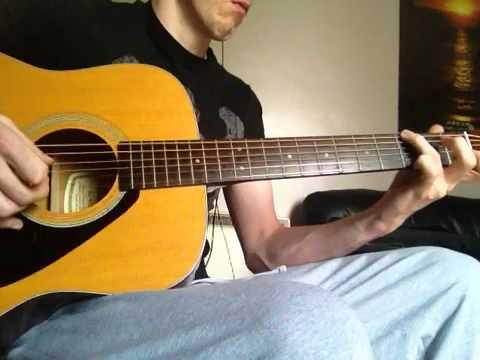 Eva Cassidy Songbird Guitar Cover