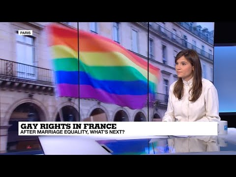Gay rights in France: After marriage equality, what's next?